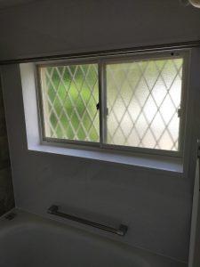 浴室:施工前